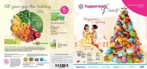 Tupperware Singapore December Catalogue