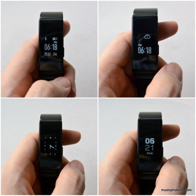 Huawei Talkband B2 review by musicphotolife.com