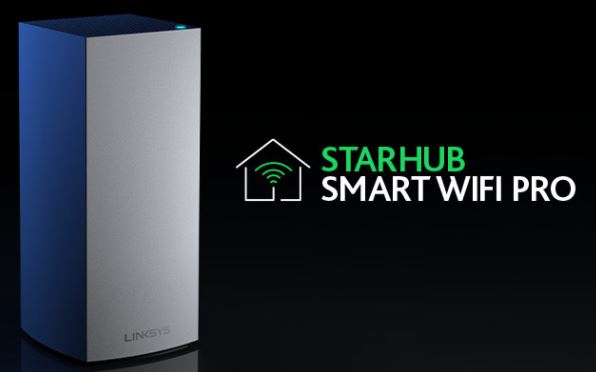 StarHub Smart Wifi Pro - New Linksys Velop Wifi 6 Home Mesh Router (AX4200  review)
