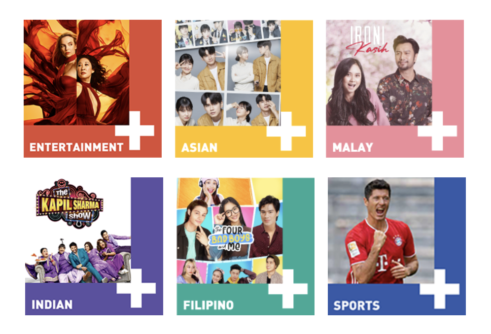 Let's Take a Look at StarHub TV+ Passes