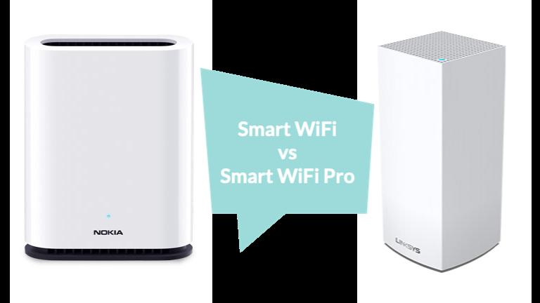 A Look between StarHub's SmartWiFi and Smart WiFi Pro