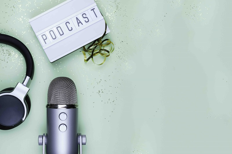 Local Podcasts You Should Listen To