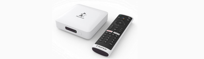 Let's compare the StarHub TV+ Box vs Fibre TV Set-Top Box