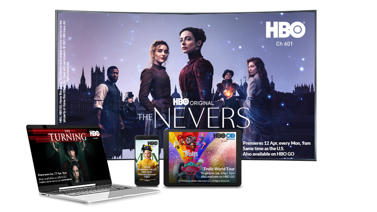 What's New on HBO?
