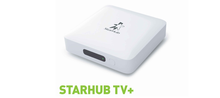 Let's get familiar with the StarHub TV+ Box