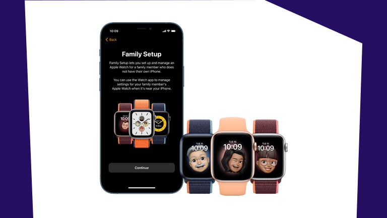 Stay Connected through your Apple Watch withStarHub'sFamilyConnect!