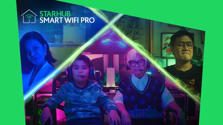 Why Get the StarHub Smart WiFi Pro?