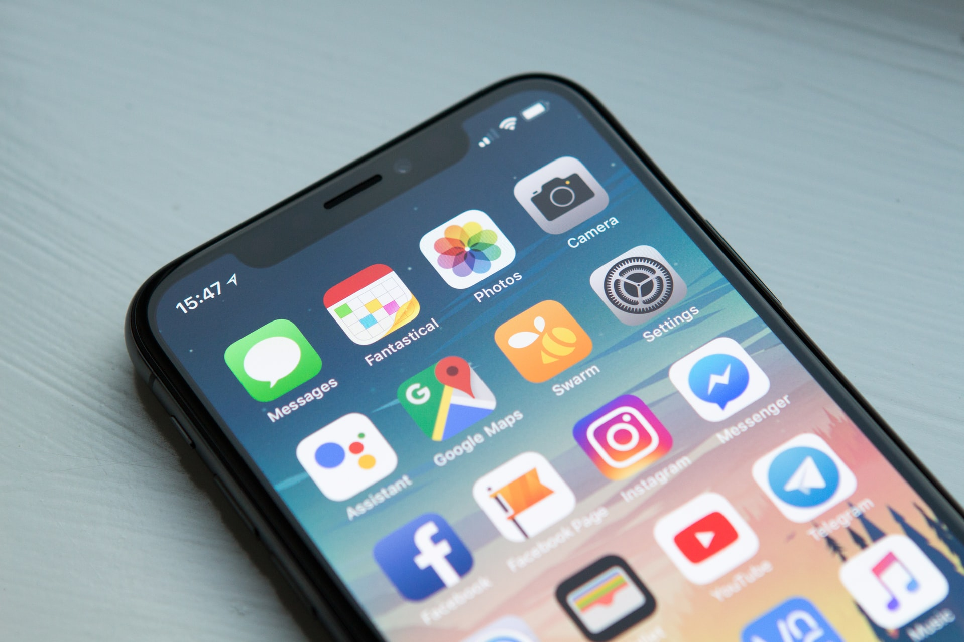 Which apps do you use most on your iPhone?